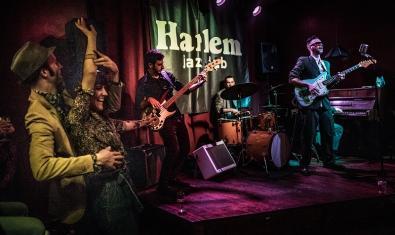 'Blues & Early Jazz Jam Session' i 'Mr. Shingles Blues Jam Session' al Harlem Jazz Club