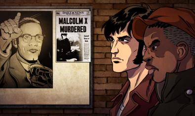 'Black is Beltza', an animated film by Fermín Muguruza will be shown on 9 July