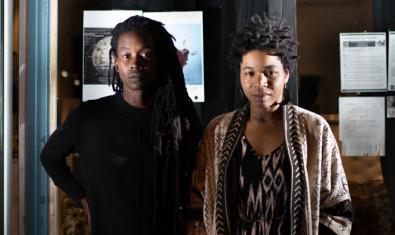 Black Quantum Futurism, guanyadores del premi Collide 2020