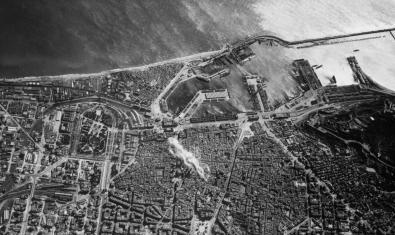 '1938. El barri de la catedral sota les bombes'