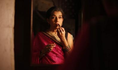 'Lipstick under my burkha'