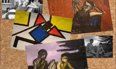 Algunes de les creacions sorgides del taller.
