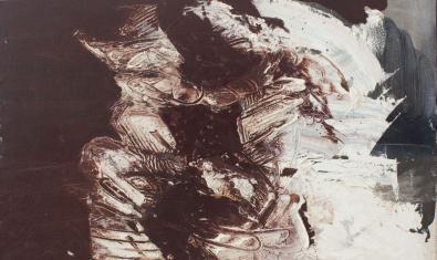 'Pintura no. 78' (1961), de Rafael Canogar