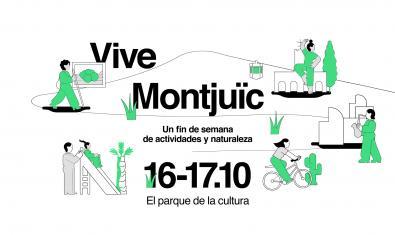 Vive Montjuïc se celebrará los días 16 y 17 de octubre