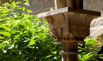 El Monestir de Pedralbes té un patrimoni artístic molt ric