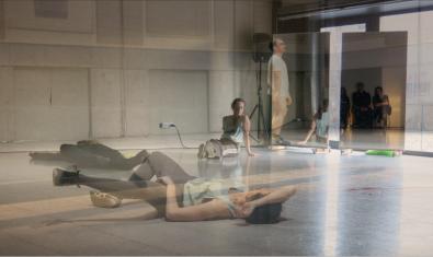 Imatge promocional de l'espectacle 'Eclipse'