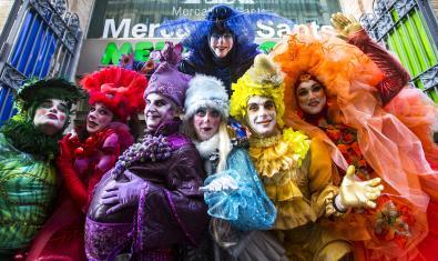 Les disfresses són un dels grans reclams del Carnaval.