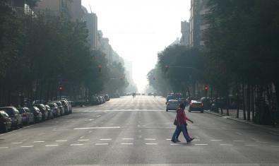 Imagen de la calle Aragón