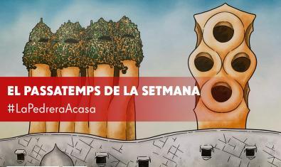 Cartell de les activitats, fet per Íñigo Moxo.