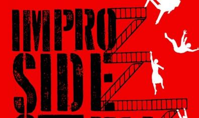 Fragment del cartell de l'espectacle 'Impro Side Story'