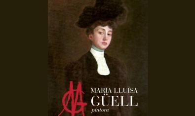 Retrat que il·lustra l'exposició sobre Maria Lluïsa Güell