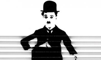 'Chaplin corto', uno de los carteles de la Mostra