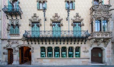 Visitad la Casa Museo Amatller con Casas Singulares
