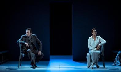 Emma Vilarasau i Ramon Madaula es posen a la pell de la Nora i el seu marit
