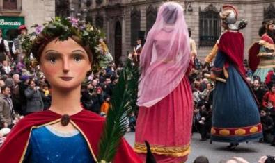 Una de les imatges que es poden trobar a les exposicions en línia de La Casa dels Entremesos