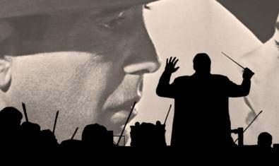 La sala ofrece la posibilidad de ver el clásico con una orquesta en directo