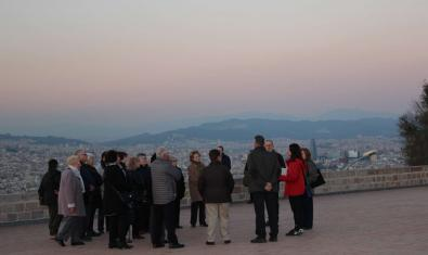 Guided visits to the Castle of Montjuïc