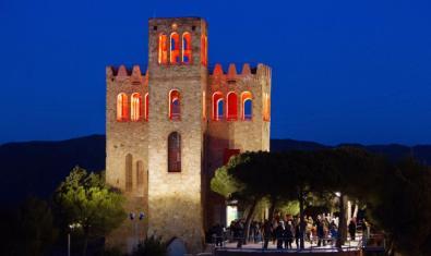 Castillo de Torre Baró