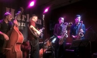 Chino & The Big Bet Swing Band
