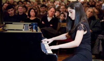 Sara Pinaque abrirá el ciclo con la conferencia-concierto 'Records'