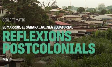 Ciclo temático Marruecos, el Sáhara y Guinea Ecuatorial