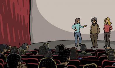 'Cineclubisme: el públic s'organitza'
