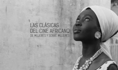 Cartell del Cicle Cinema Africà i Dona