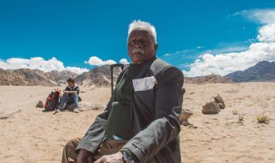 """Imagen del film """"Namdev Bhau: En busca del silenci"""""""