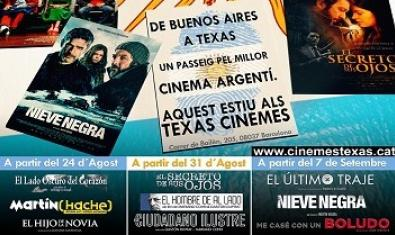 Cinemes Texas