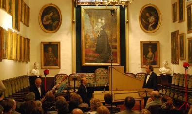 Música clàssica a la Reial Acadèmia