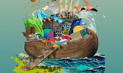 Imagen de una arca de Noé actual