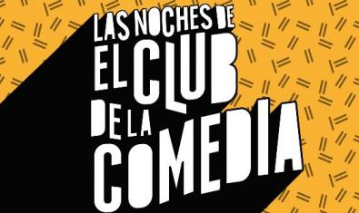 Cartel de 'Las noches de El Club de la Comedia'