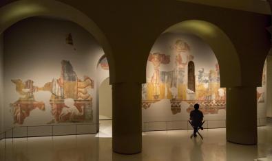 La colección completa de obras del Museu Nacional está disponible virtualmente