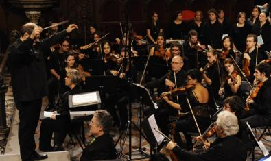 A previous edition of the Christmas Concert at UB