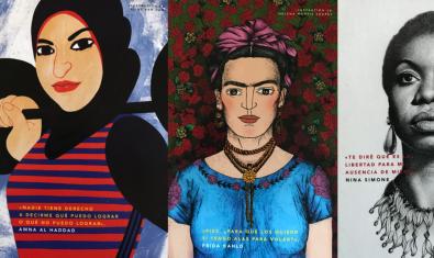 Ilustraciones del libro Cuentos de buenas noches para niñas rebeldes