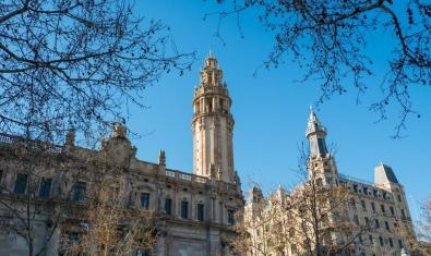 One of the tours explores the history of the postal service in Barcelona