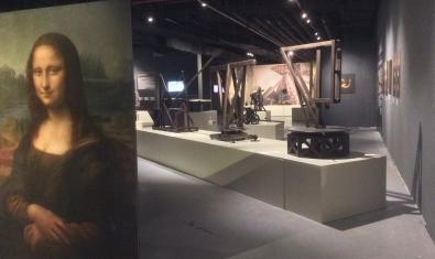 'Da Vinci, Els invents d´un geni'