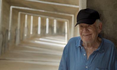 Dani Karavan al documental de Barak Heymann