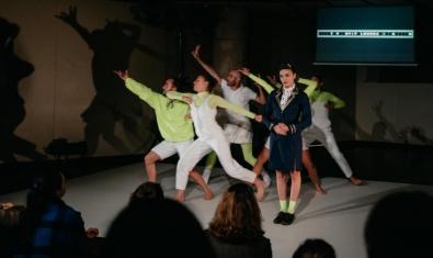 'Get No', de Irene García, en el Dansa ARA del 2019