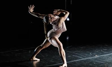 Moaré is one of the dance pieces on the programme