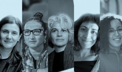 Simona Škrabec, Àngels Margarit, Maria Bohigas, Mercè Picornell i Najat El Hachmi