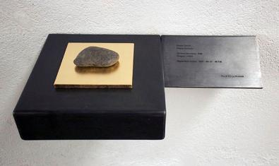 Una de les peces que es pot veure a l'exposició