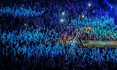 Depeche Mode. Fotografía de ⓒXavier Mercadé