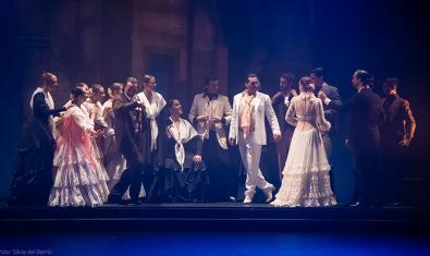 La Compañía Antonio Márquez interpreta 'Medea' en el Teatre Tívoli