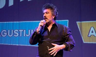 Agustín Jiménez actuarà a 'Las noches del Club de la Comedia'
