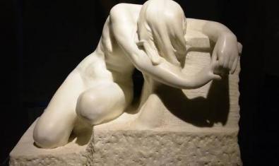 'El desconsol', de Josep Llimona