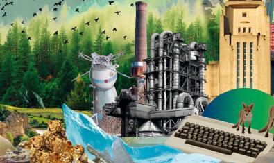 Imagen de la exposición Despues del fin del mundo