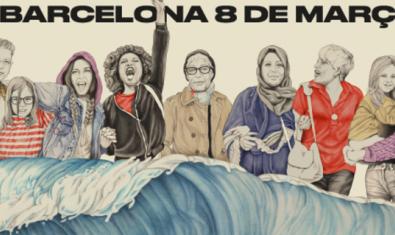 Cartel del Día Internacional de las Mujeres