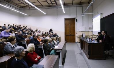 Última edició del 'Dijous de Filologia i Comunicació'