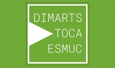 """""""Dimarts Toca ESMUC"""" es reprèn el proper 6 d'octubre"""